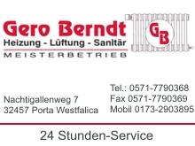 Gero Berndt Heizung und Sanitär