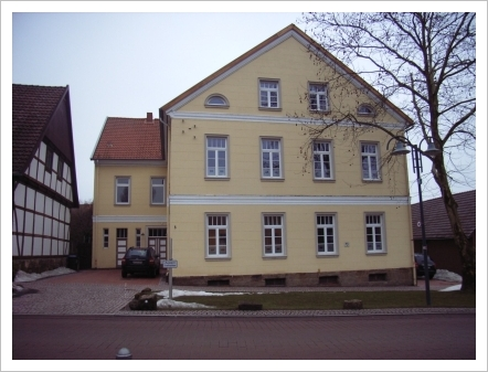 Schlossfreiheit Nr. 3 in Petershagen