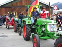 Oldtimer Traktoren WM 2010