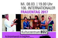 Internationaler Frauentag am 8. März in Minden