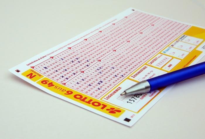 lotto spielen mit sieben zahlen