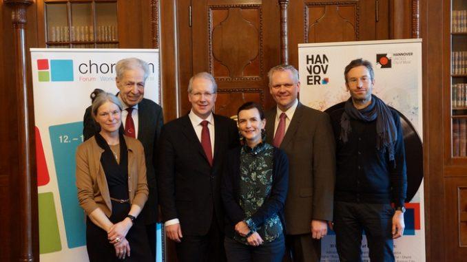 Landeshauptstadt Hannover wird ab 2019 neue Gastgeberstadt für die chor.com