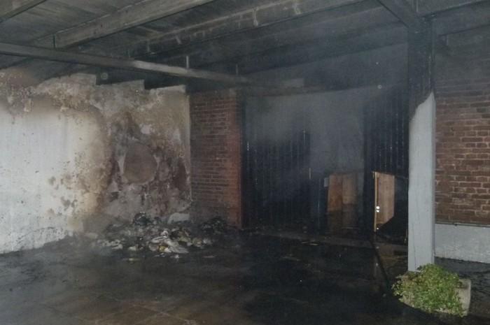 Polizei nimmt Brandstifter auf frischer Tat fest