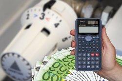 Zahl des Monats: Ein Grad weniger spart sechs Prozent Heizkosten