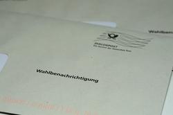 Kommunalwahl 2020 in Minden: Wahlhelfer*innen für die Briefwahl gesucht