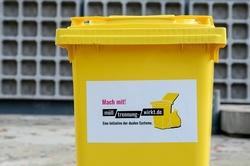 Die vier größten Irrtümer bei der Mülltrennung