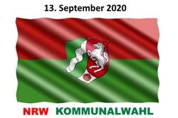 Kommunalwahl 2020 in NRW