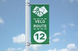 Für die Stärkung des Fahrrads im Mobilitätsmix:  Hannover macht Velorouten sichtbar