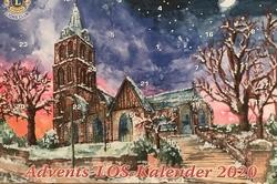 Versteigerung des Originalkalenderbildes und Weihnachtskugel-Verkauf noch bis Heiligabend