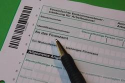 Schritt für Schritt zur Steuererklärung