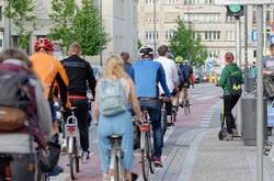Radverkehr und Fahrradfahren – Kommt gut an!