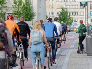 Radverkehr und Fahrradfahren - Kommt gut an!