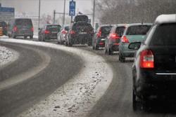 Autobahnstau sorgt auch für Probleme im Mühlenkreis