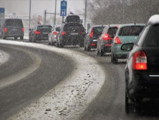 Autobahnstau sorgt für Probleme