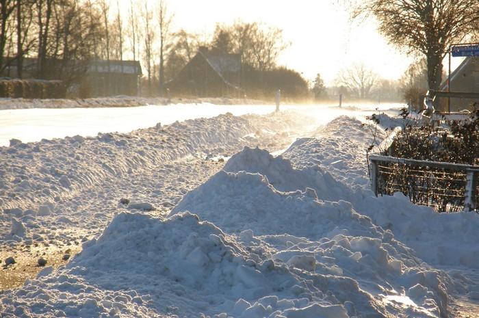 Schneeräumpflicht