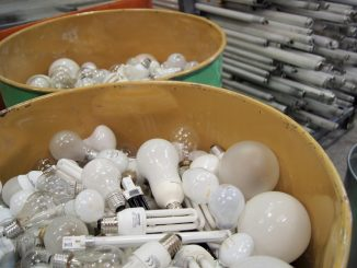 Lampen Recycling