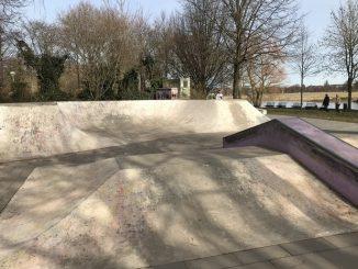 Skatepark darf nicht genutzt werden