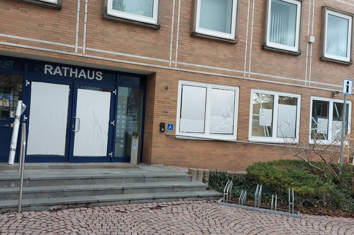 Rathaus Petershagen