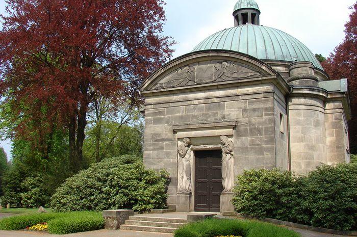 Kapelle Nordfriedhof Minden