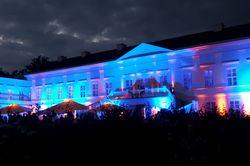 Herrenhäuser Gärten: Illumination im Großen Garten ab 21. Mai