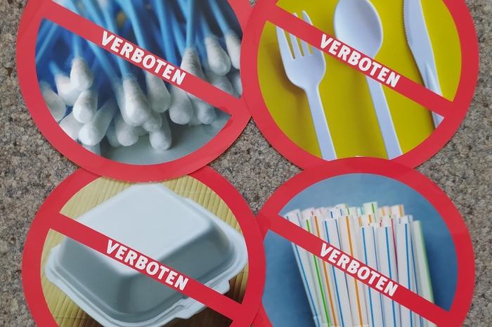 Einwegplastik: Was bedeuten Verbot und Kennzeichnungspflicht?