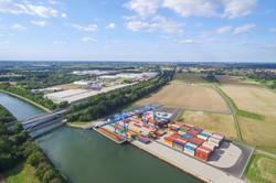 """Öffentlichkeitsbeteiligung zum Bebauungsplan """"RegioPort Weser"""""""